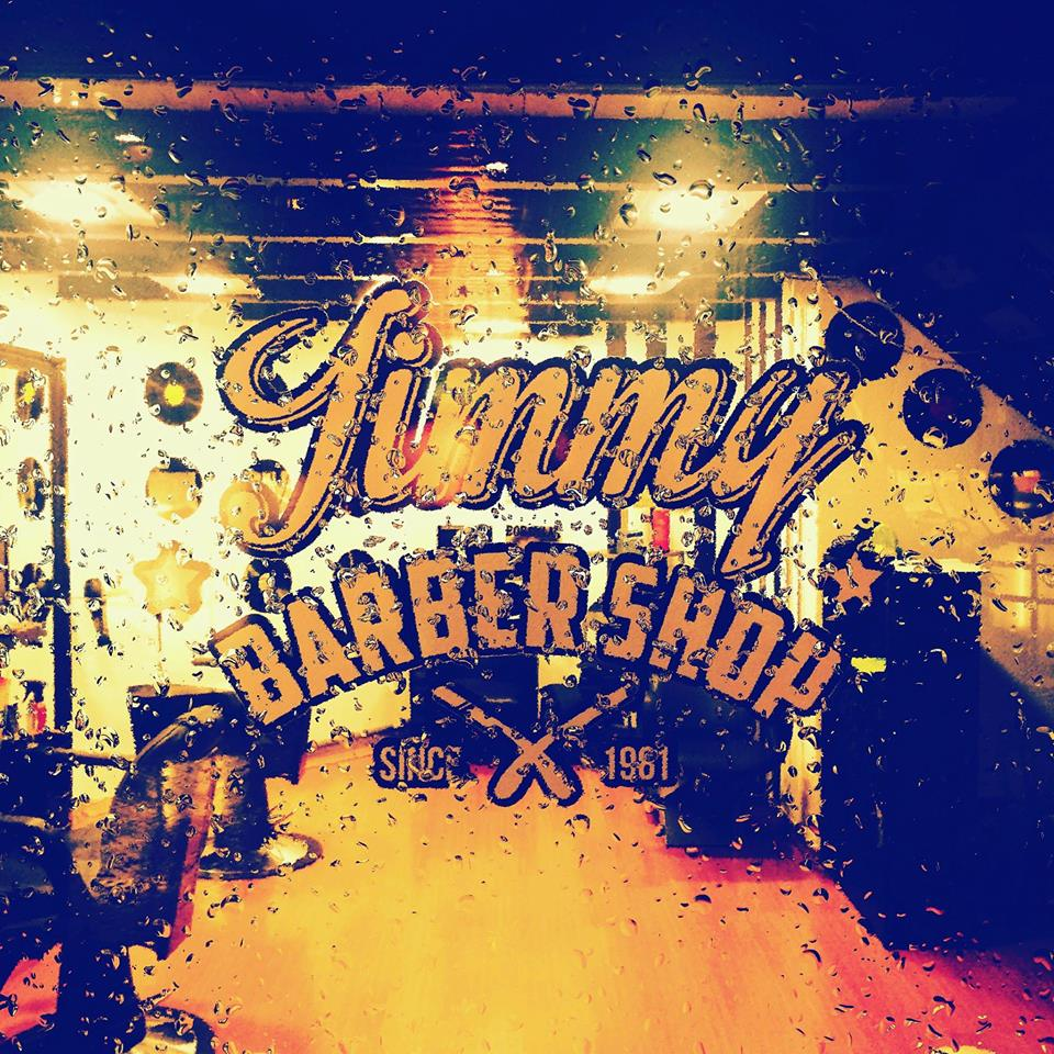 Barbearia cabeleireiro – Jimmy Barber Shop