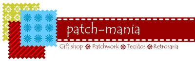 Tecidos e Decoração – Patch-Mania