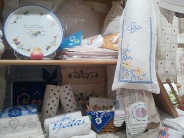 Artesanato Têxtil Lar – O Sonho de Cinita