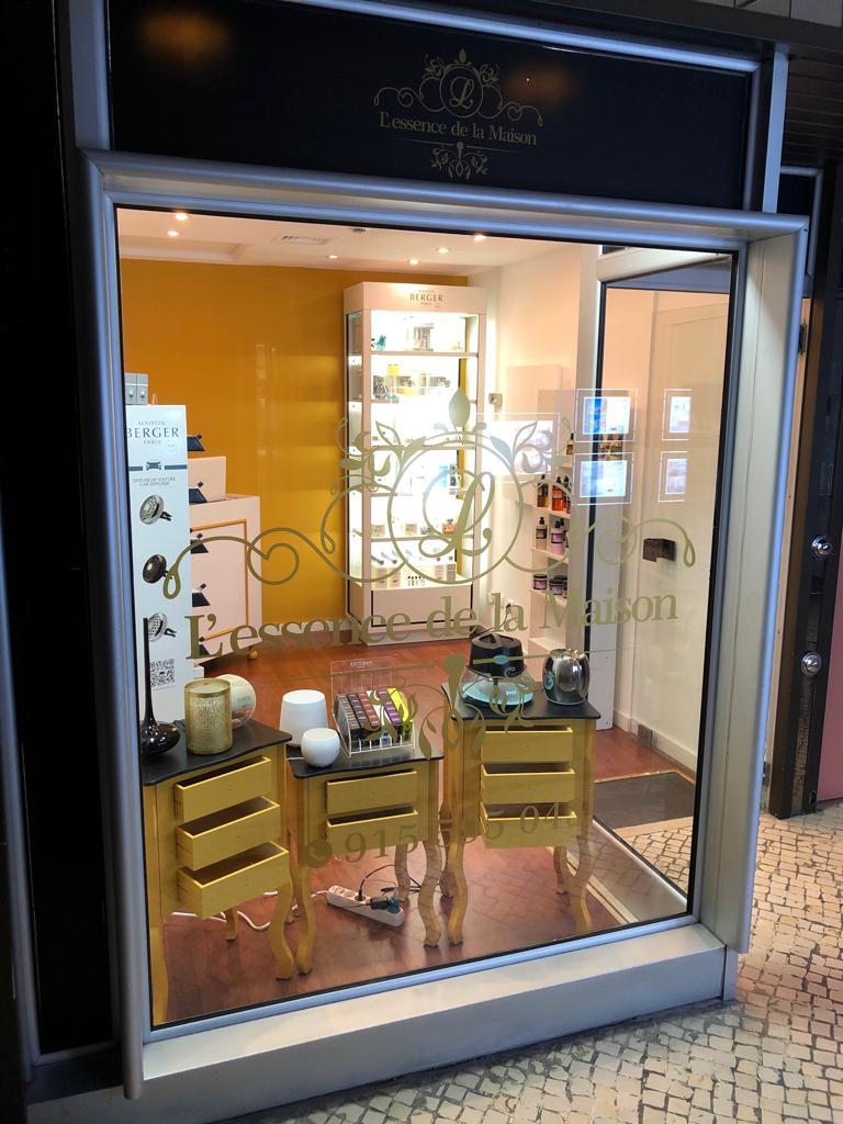 Essências Perfumadas –L'essence de la Maison