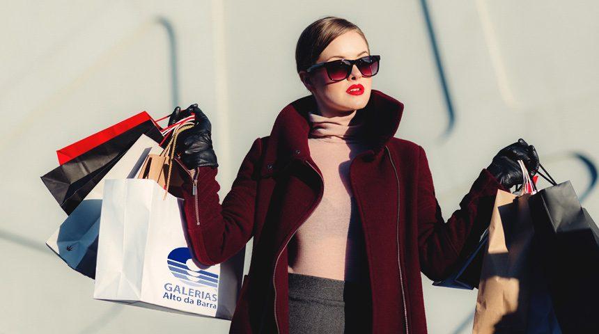 Nova coleção de moda outono/inverno
