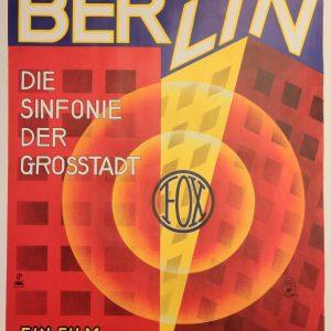 Berlim, a sinfonia de uma capital (Berlin- Die sinfonie der Grobstadt)