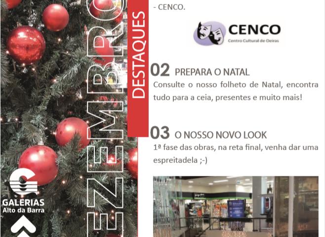 Newsletter Dezembro 2020