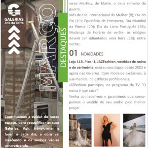 Newsletter Março 2021